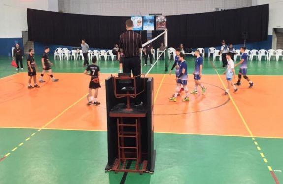 Voleibol de BC é destaque nas competições do fim de semana