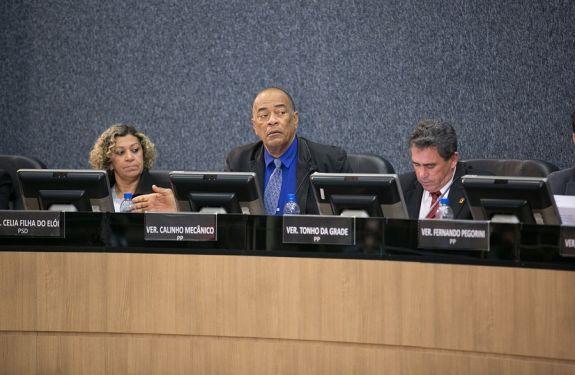 Calinho se torna membro da Comissão Especial do Transporte Coletivo