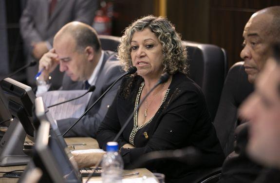Celia pede disponibilização de CEP para rua na Paciência