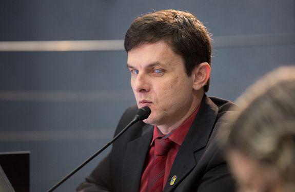 Werner quer audiência pública com Ministério Público do Trabalho