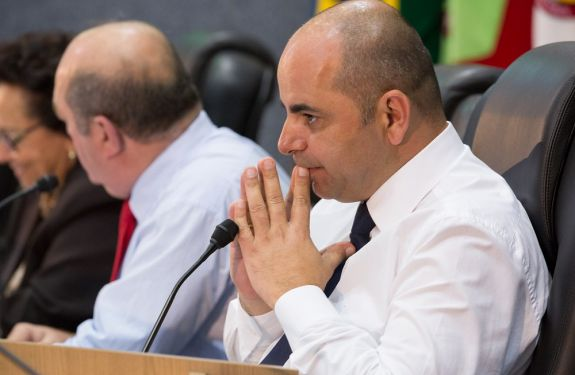 Murilo Pereira quer reforço no policiamento na Beira-Rio