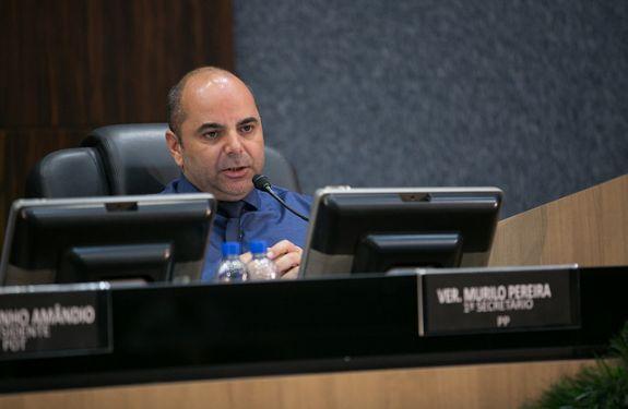 Murilo questiona implantação do binário do São Vicente