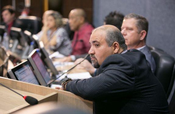 Vereador Eduardo Kimassa (PRP) pede rondas no Santa Regina