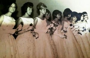 Foto de Miriam Rangel Rosa. Debutantes.
