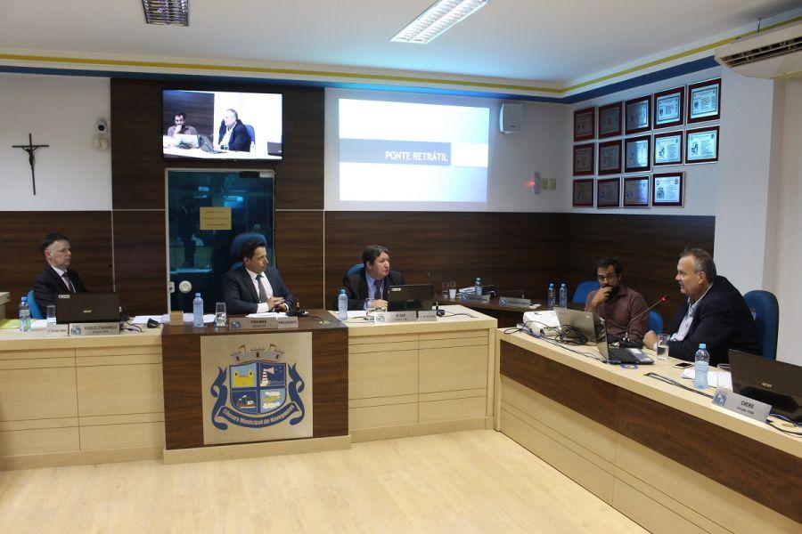 07e29f512f76a A Câmara Municipal de Navegantes realizou a 59ª sessão ordinária de 2018,  na noite da segunda-feira (19), em encontro iniciado às 19 horas, na sede  do Poder ...