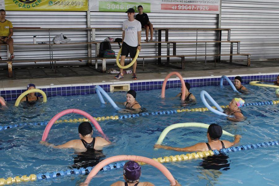 181ef9947 Projeto Nadar amplia núcleo de atendimentos em Itajaí - Manchete do Vale