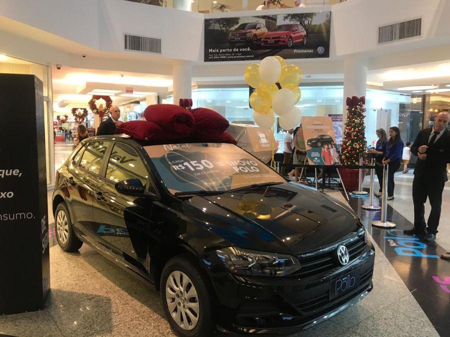 É de Itajaí a ganhadora do carro sorteado pelo Itajaí Shopping ...